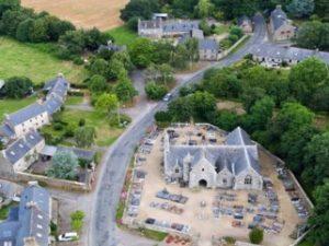 Keraudy village préféré des Trégorrois !