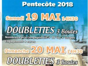 CONCOURS DE BOULES KERAUDY