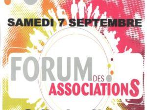 FORUM DES ASSOCIATIONS LE 07/09